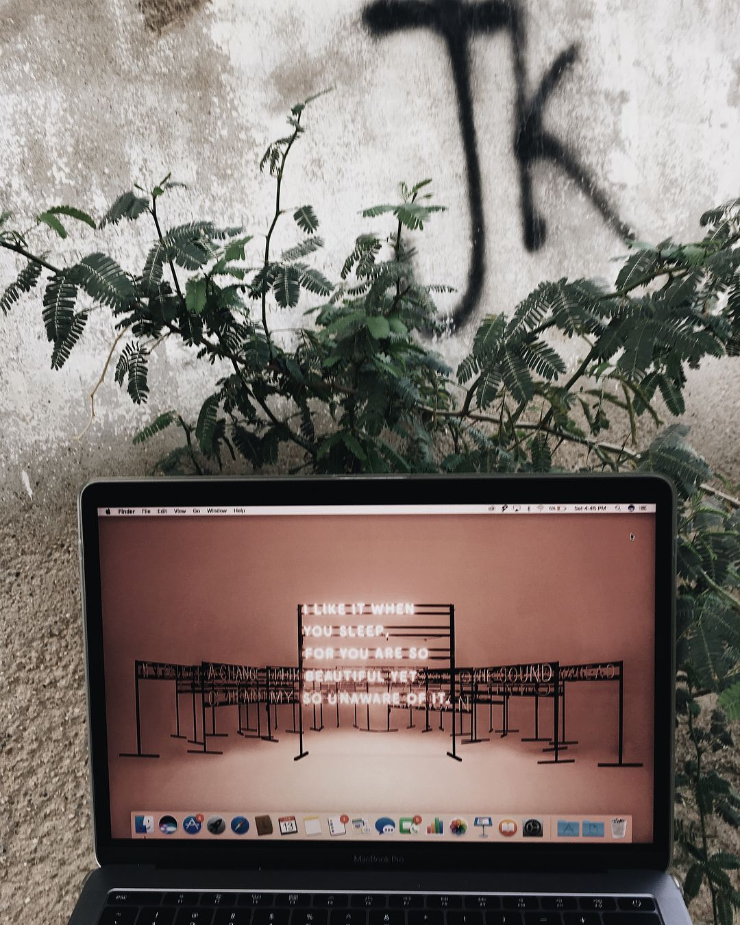 The 1975 Wallpaper Macbook Pro Indie Pale Grunge Hipsters Aesthetic Instagram Creative In 2020 The 1975 Wallpaper Macbook Air Wallpaper Macbook Wallpaper