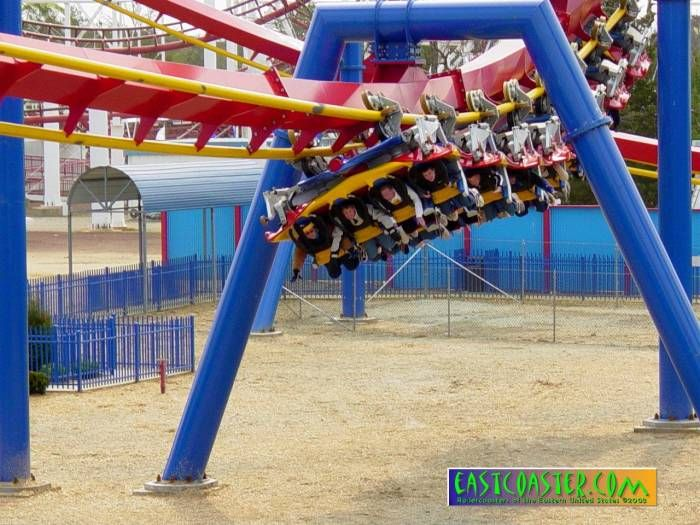 Superman Ultimate Flight Photo From Six Flags Great Adventure Six Flags Great Adventure Roller Coaster Greatest Adventure