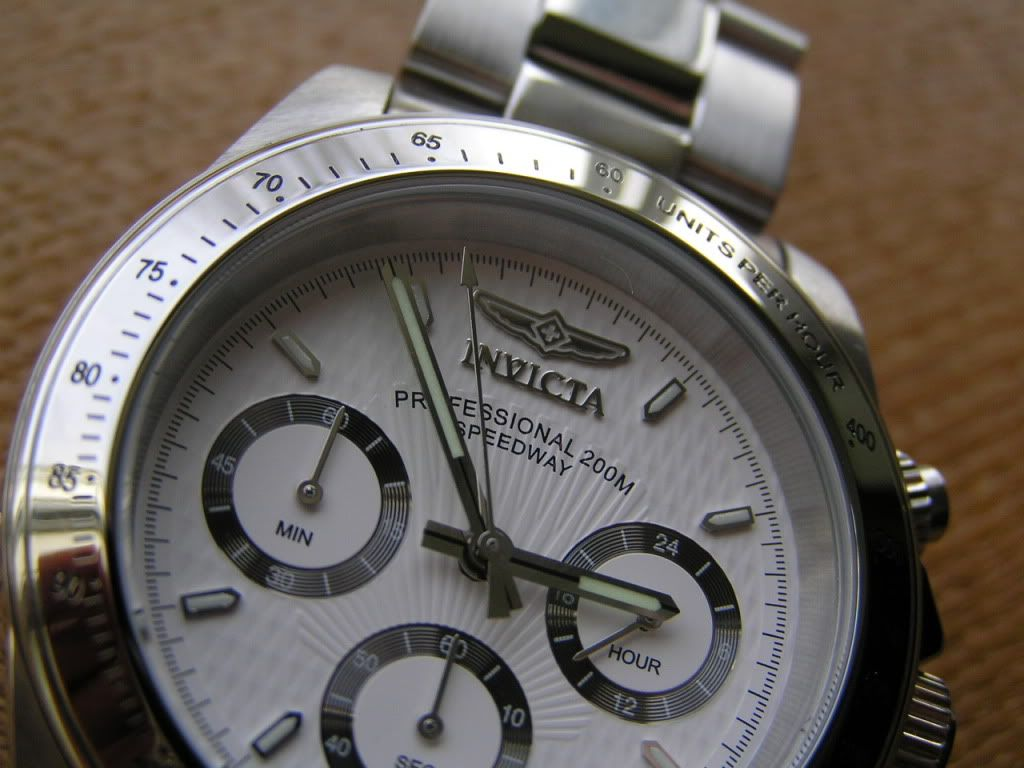 Invicta 9211 Speedway Chronograph | Watches | Pinterest | Chronograph and Php