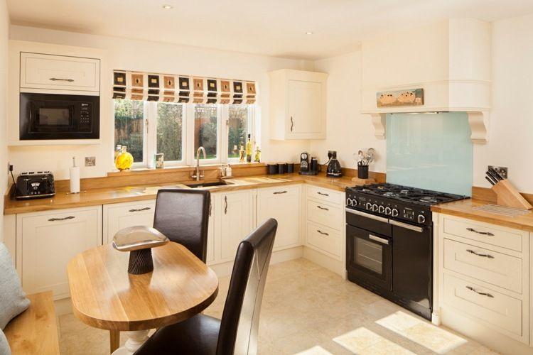 pourquoi choisir une cuisine avec plan de travail bois - Cuisine Avec Plan De Travail