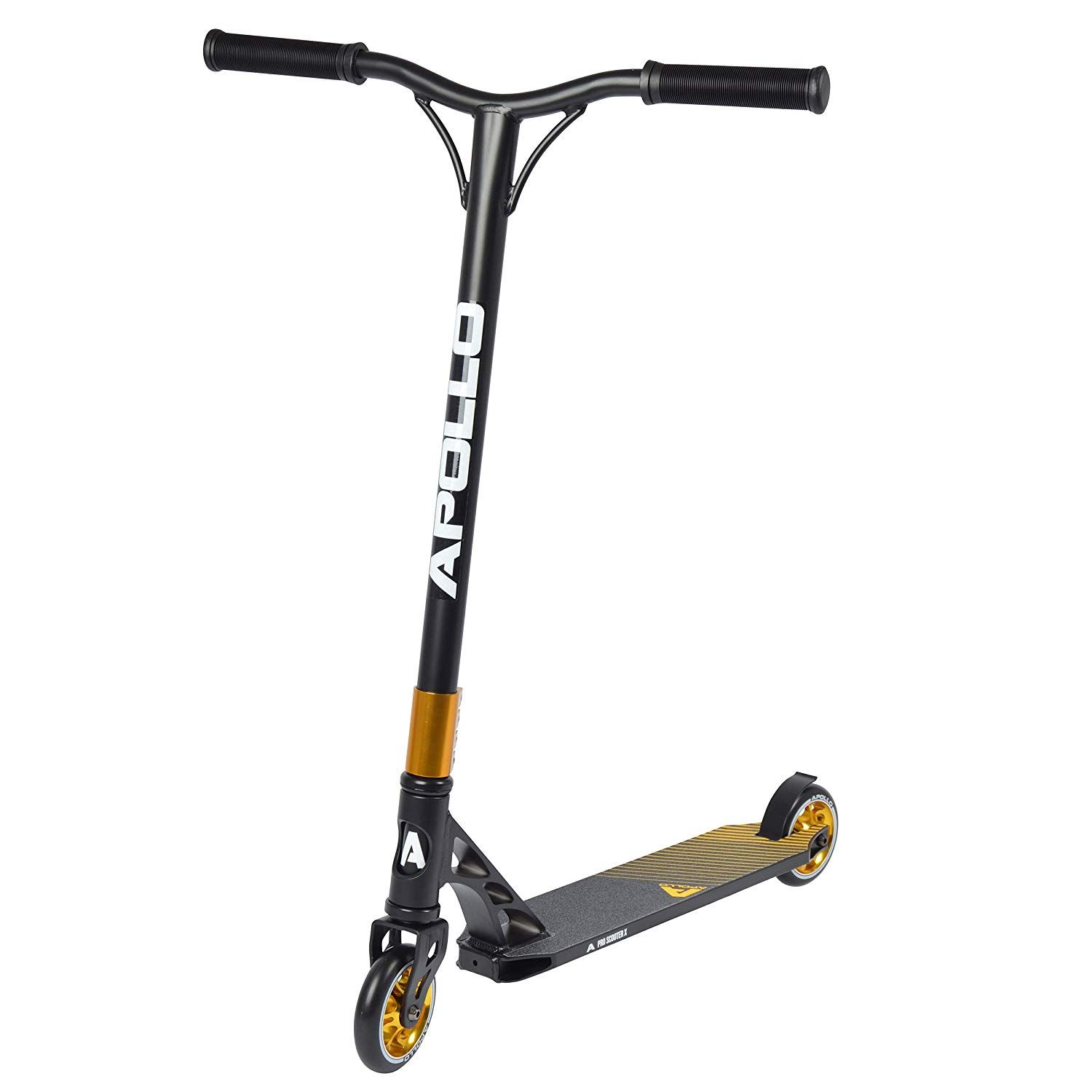 Amazon Kugellager Apollo Stunt Scooter Genesis Pro X Gold Highquality Profi
