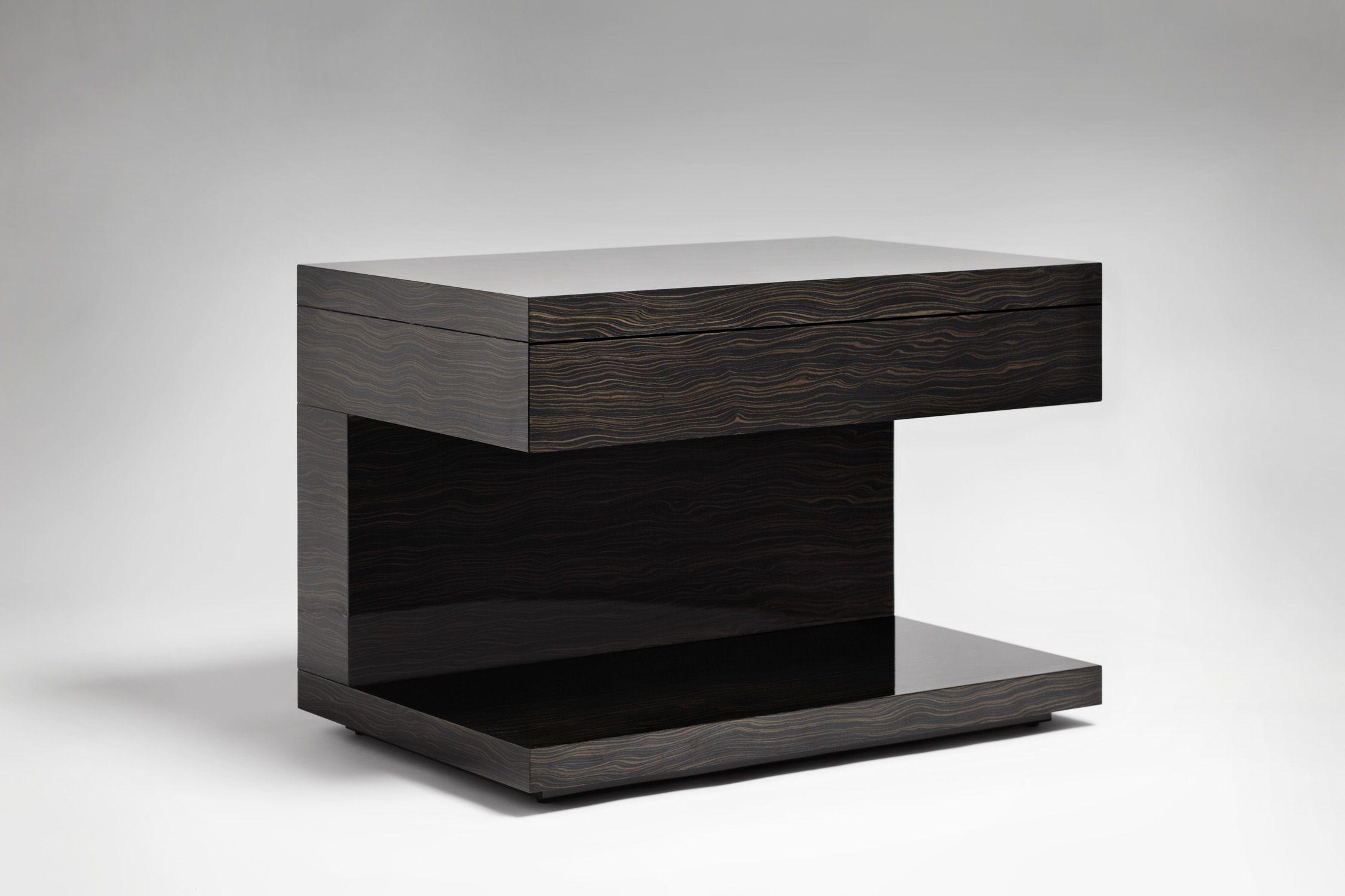 Neutral Bedside Table 38085