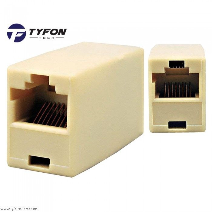 High Quality Rj45 Network Cable Joint Extend Connector