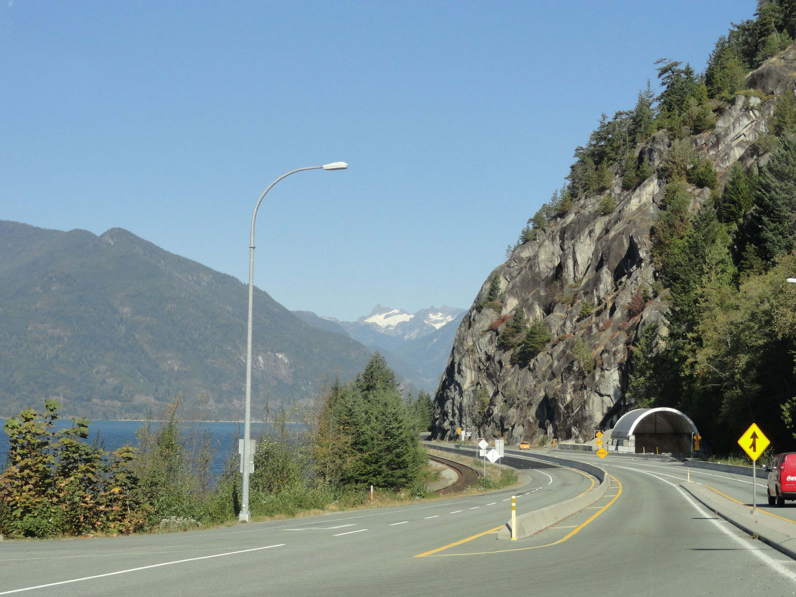 Sea to Sky Highway - BC