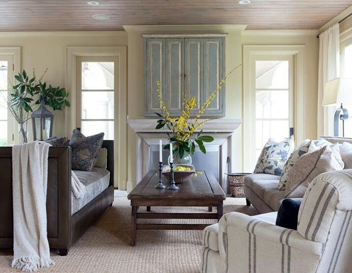 French Country Family Style Room ~rwf