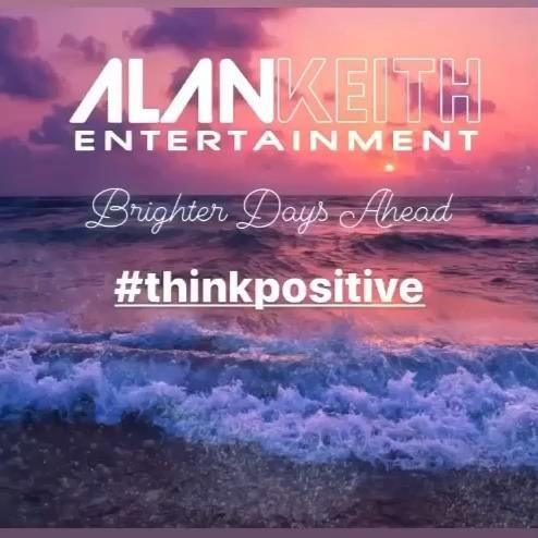 Through the rough times brighter days are always ahead. We are here for you. . . . . #staystrong #stayhome #weddings2020 #strongertogether #ake #alankeithentertainment #hopeful #weddingdj #firstdanceashusbandandwife #emtd