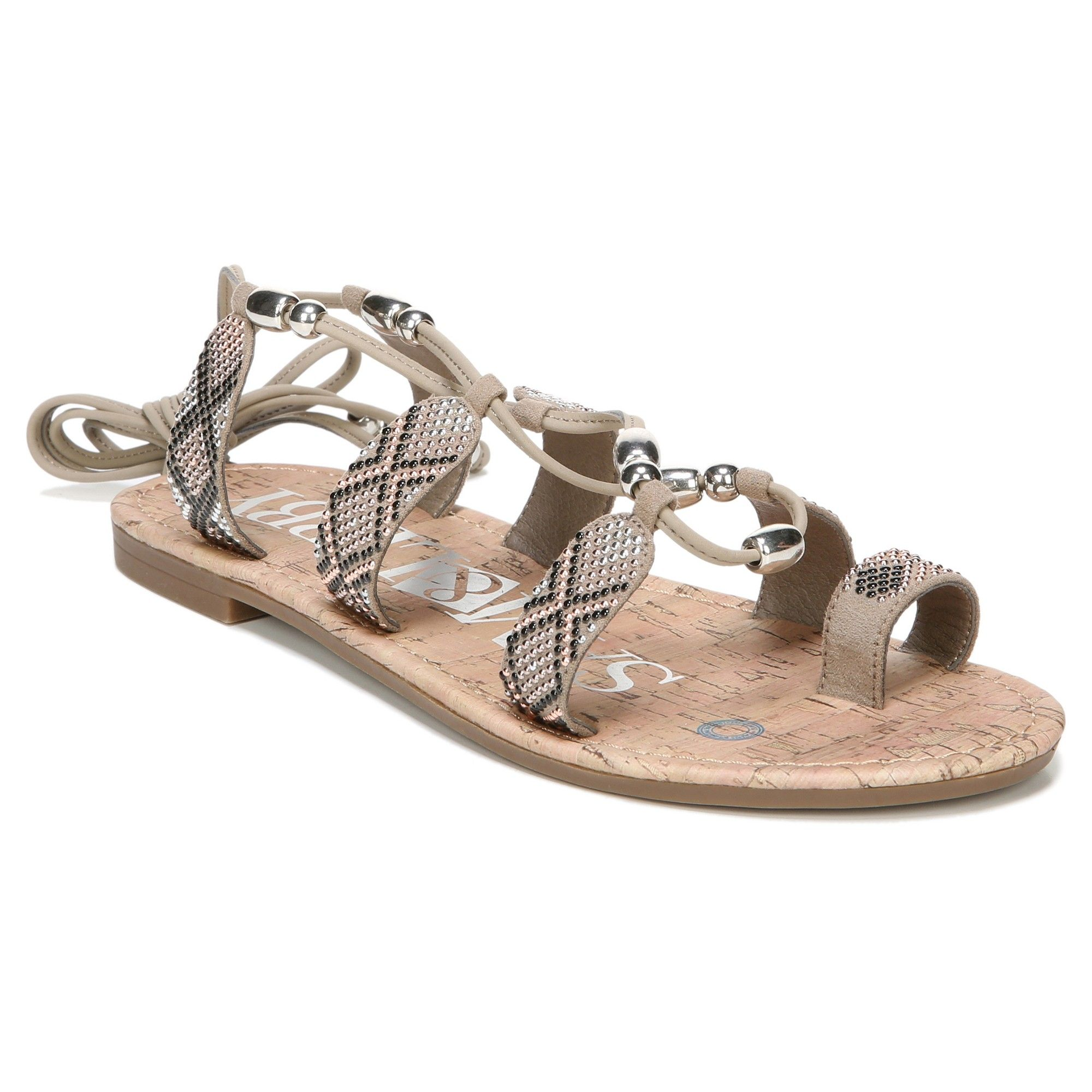 2c2ab6c2fb8b Women s Sam   Libby Bethany Gladiator Sandals - Bronze 5.5