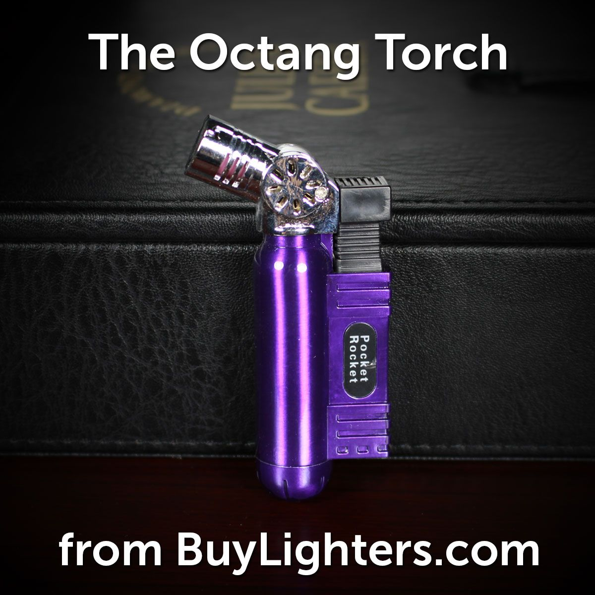octang single flame angle torch lighter looks classy and it