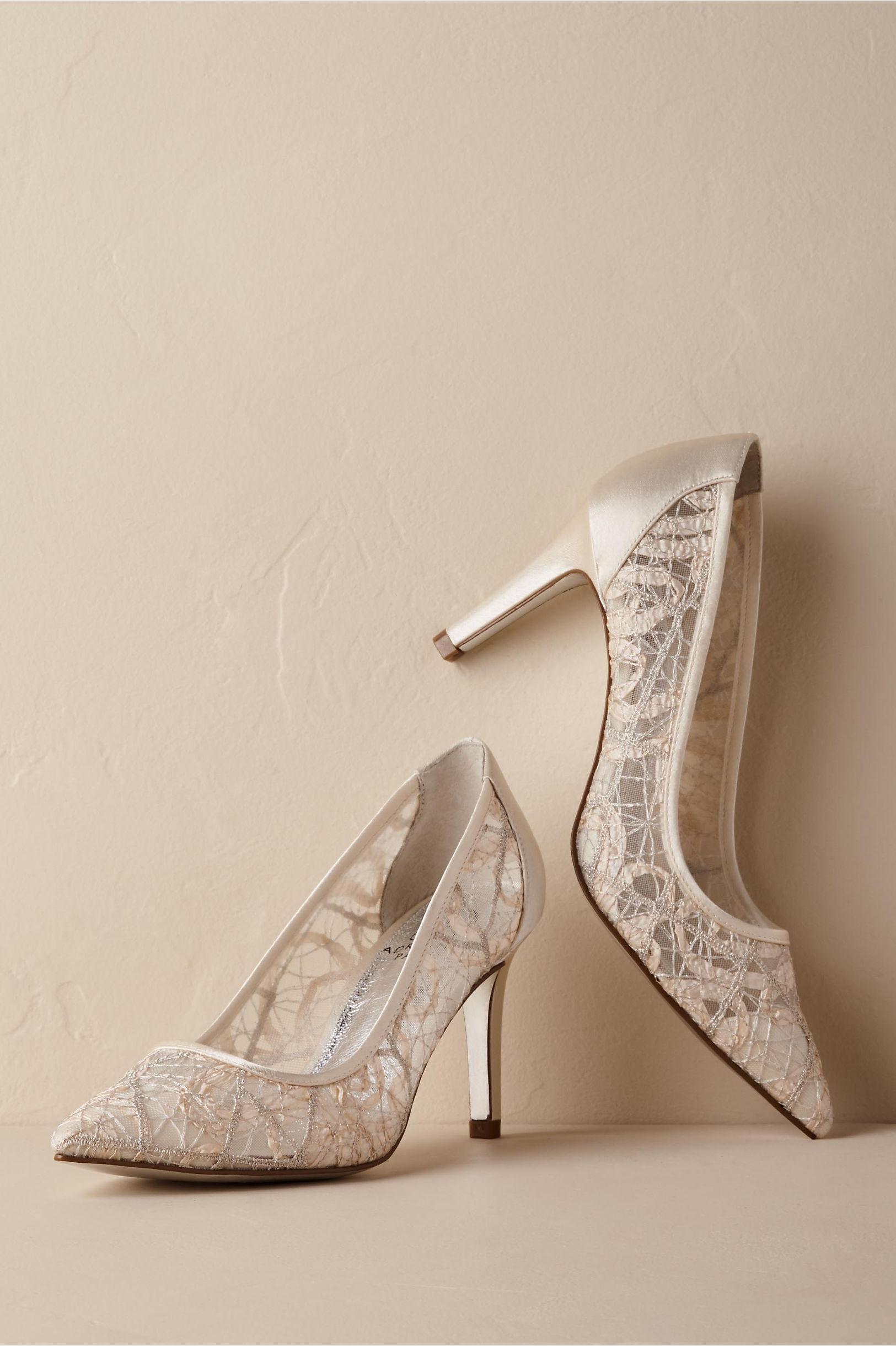 75cee93e6cf BHLDN s Adrianna Papell Hazyl Heels in Ivory