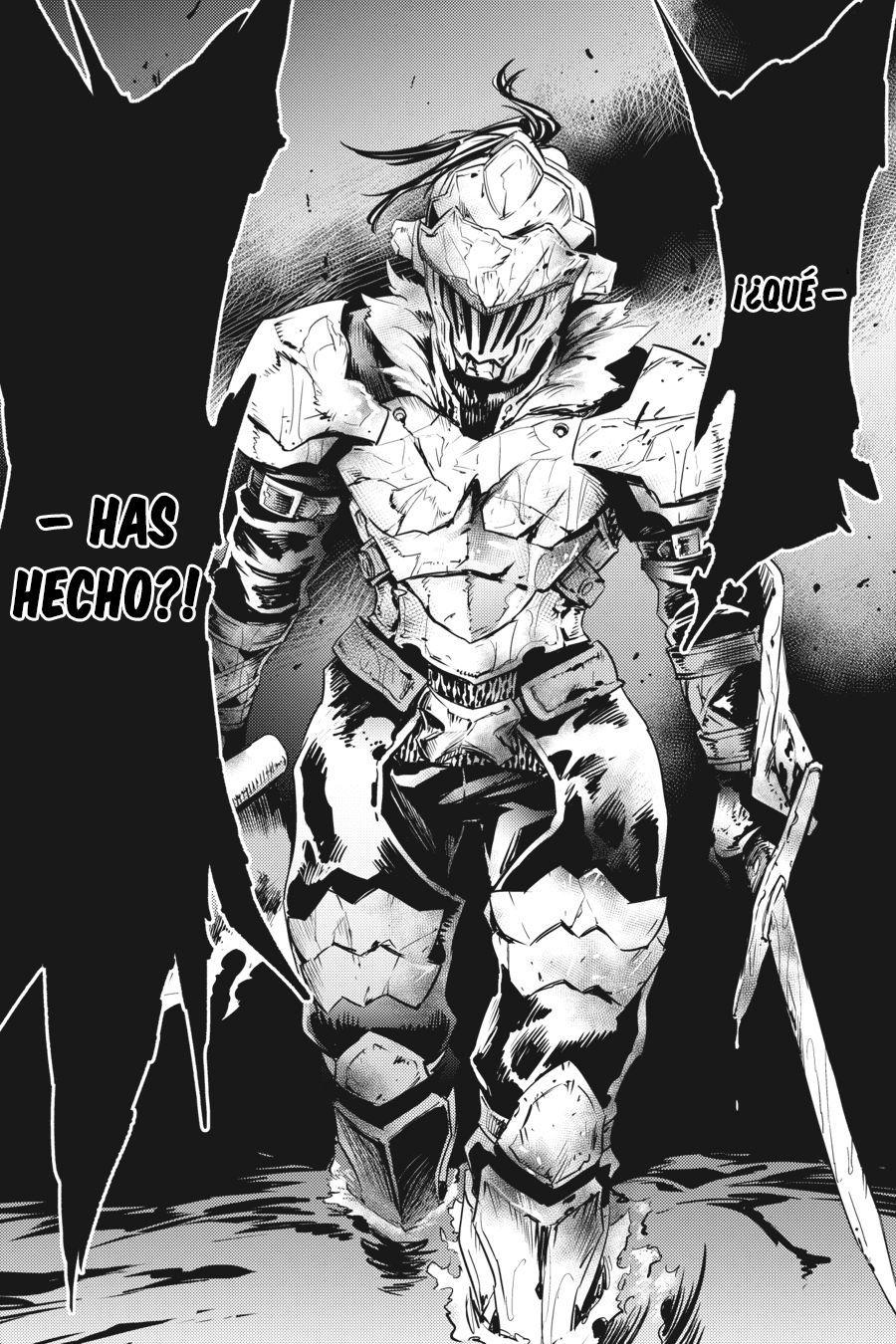 Goblin Slayer - 9.00 por Ravens Scans in 2018 | armaduras ...