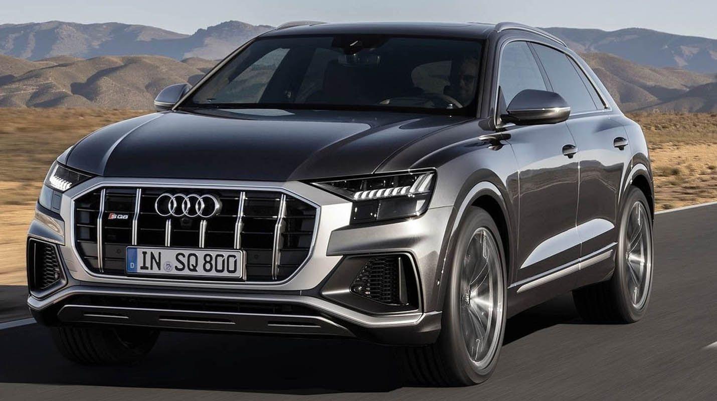 أودي أس كيو 8 الجديدة كليا 2020 أس يو في رياضية لمنافسة أولاد العم موقع ويلز Audi Chevelle Chevy
