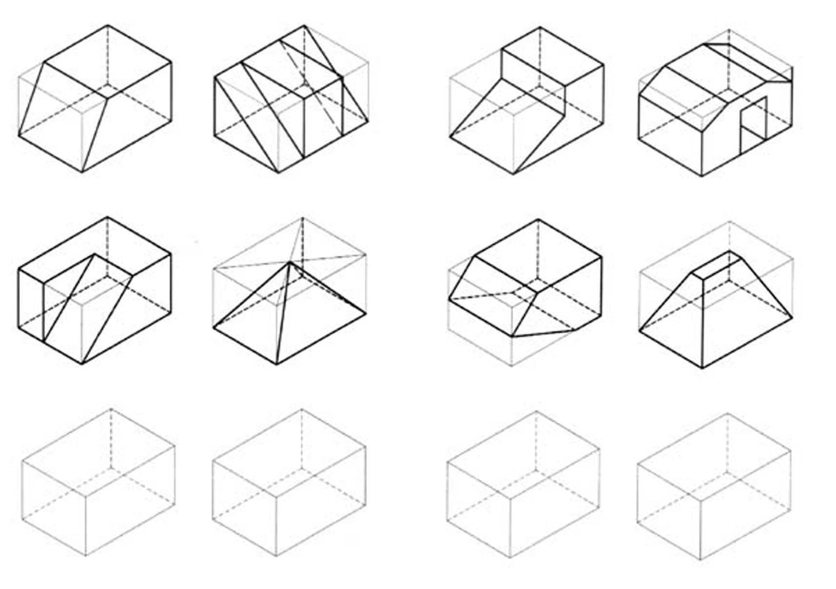 Isometric Graphic