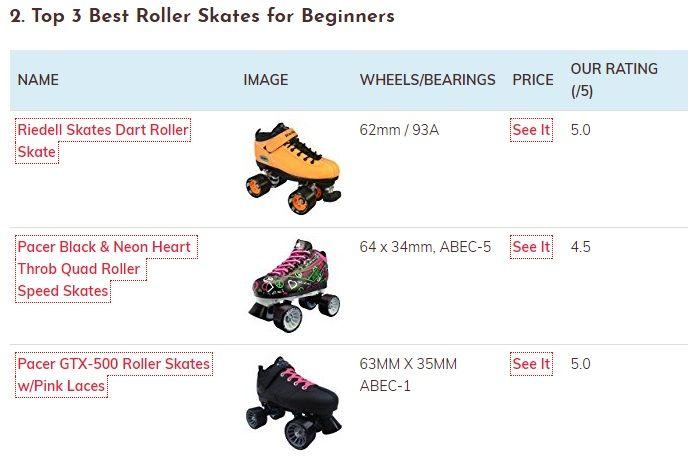 Best Roller Skates For Beginners 2020 Rollerskatesreviews Com Best Roller Skates Roller Roller Skates