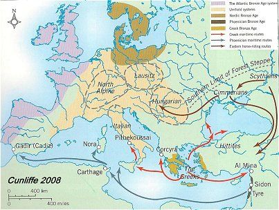 Late Bronze Age Cultures Of Europe Barry Cunliffe Click To