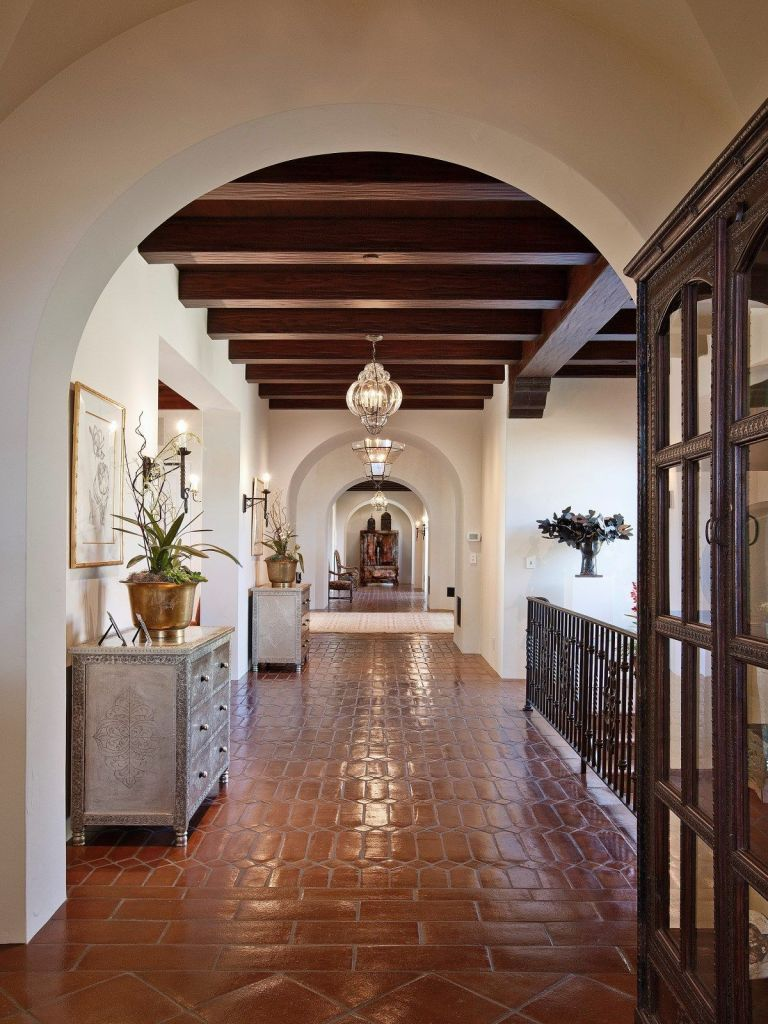 20 Modern Colonial Interior Decorating Ideas Inspired By Beautiful Colonial Homes: Modern Spanish Decor, Spanish Style Homes