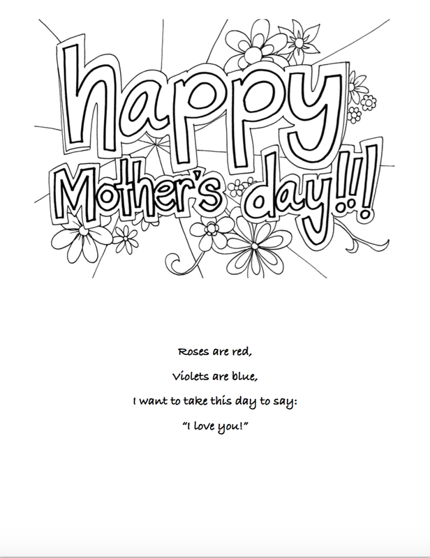Free Printable Mother's Day Cards (some of them you can