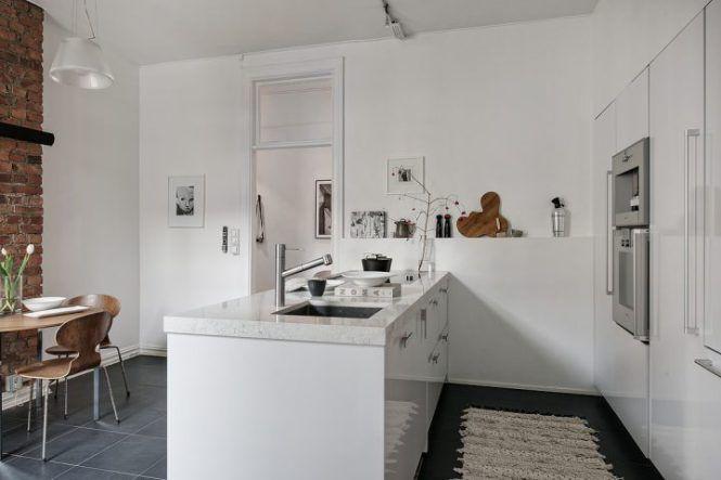 Muebles de cocina empotrados Gaggenau cocinas nórdicas cocinas ...