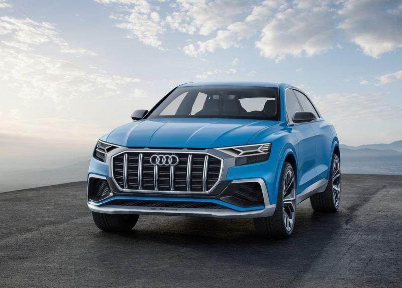 2020 Audi Q8 Review Specs Rs Spied Testing Audi Hybrid Car Car