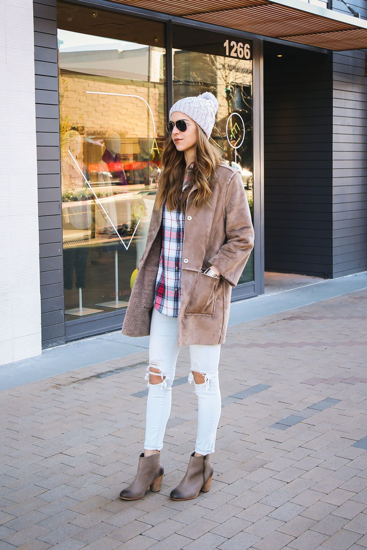 1d5a2a96d0 The Denim Series - The Life and Style of Nichole Ciotti | Camel coat ...