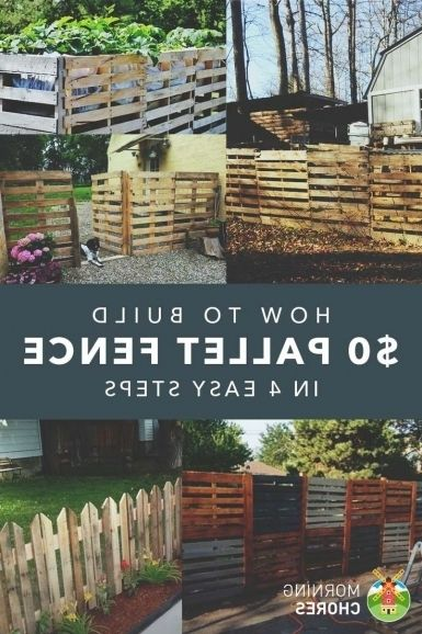 Outstanding Cheapest Fencing Options 17 Best Cheap Fence ...