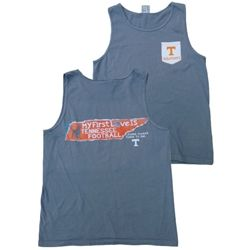 Tennessee Comfort Colors First Love Tank Top (Granite)