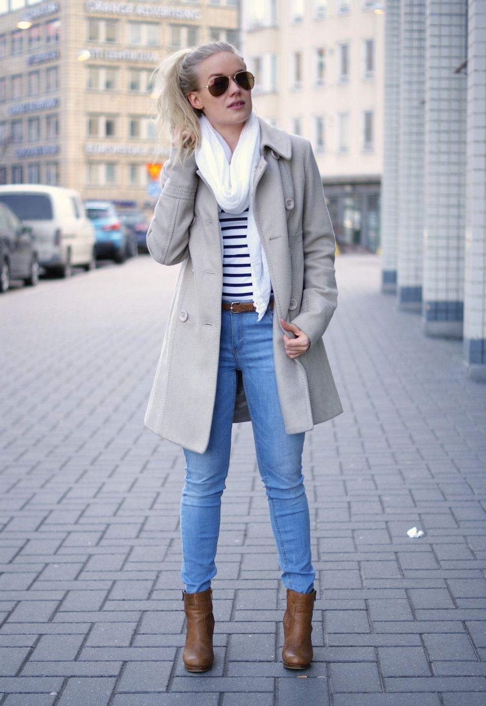 Jeans  stripes | Vivi Norokorpi