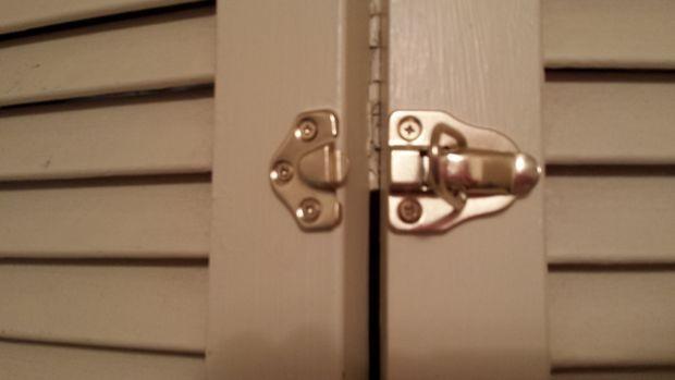 Child Proofing Bifold Doors Bifold Doors Childproofing Diy