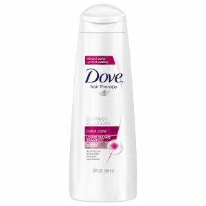 Dove Damage Solutions Hair Therapy Color Care Lower Sulfate