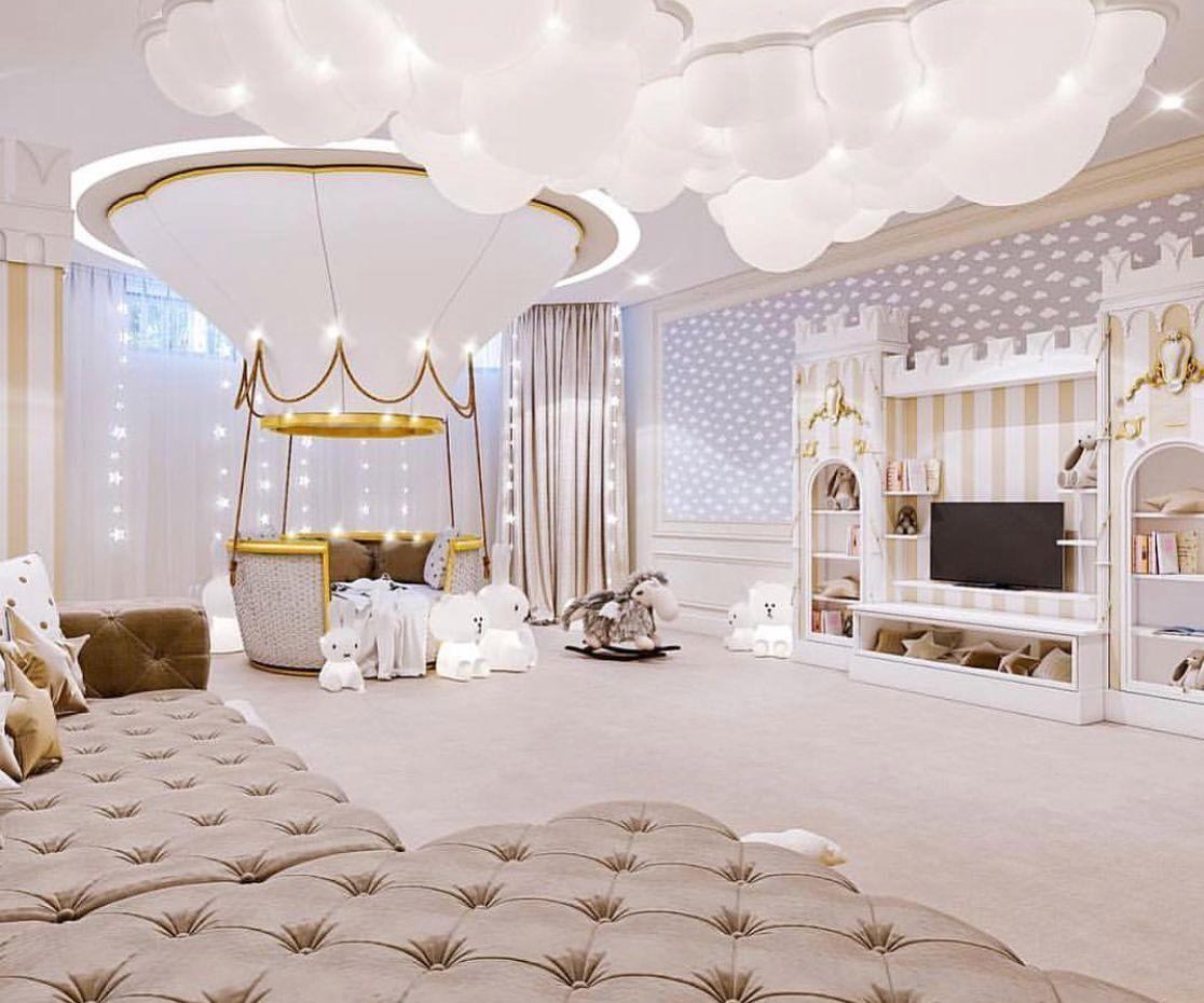 Pin Oleh Taya Tierney Di Decor For Kids Desain Kamar Anak Anak Ide Dekorasi Rumah Girls Bedroom Girls luxury room pictures