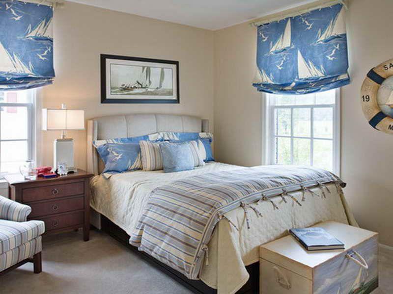 Nautical Bedroom Decorations