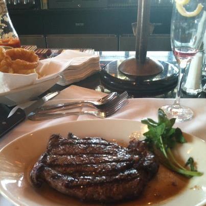Steaks und Bjs