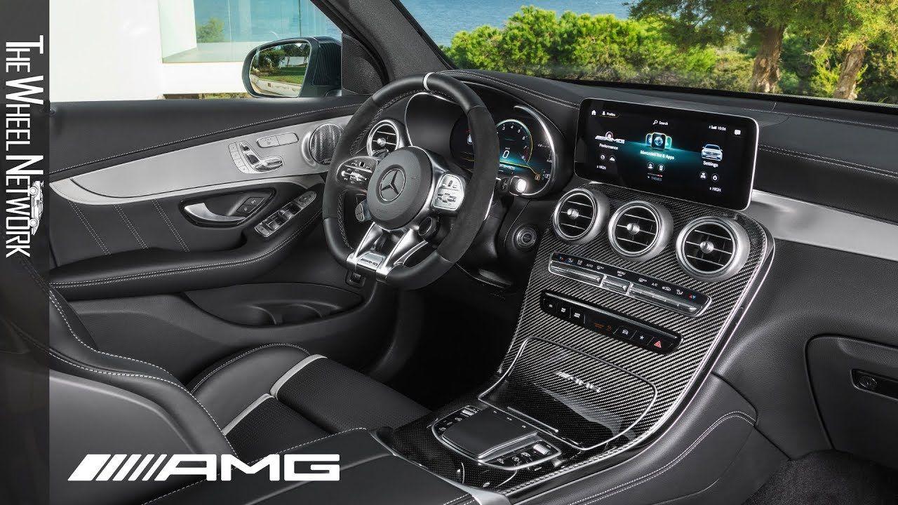Mercedes Glc 63 Amg Interior Feels Free To Follow Us Di 2020