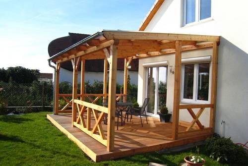 Maatwerk veranda voorbeelden veel zelfbouw modellen op maat veranda pinterest verandas for Buiten patio model