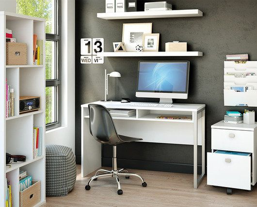 10 simple home office organizing solutions - Simple Home Office