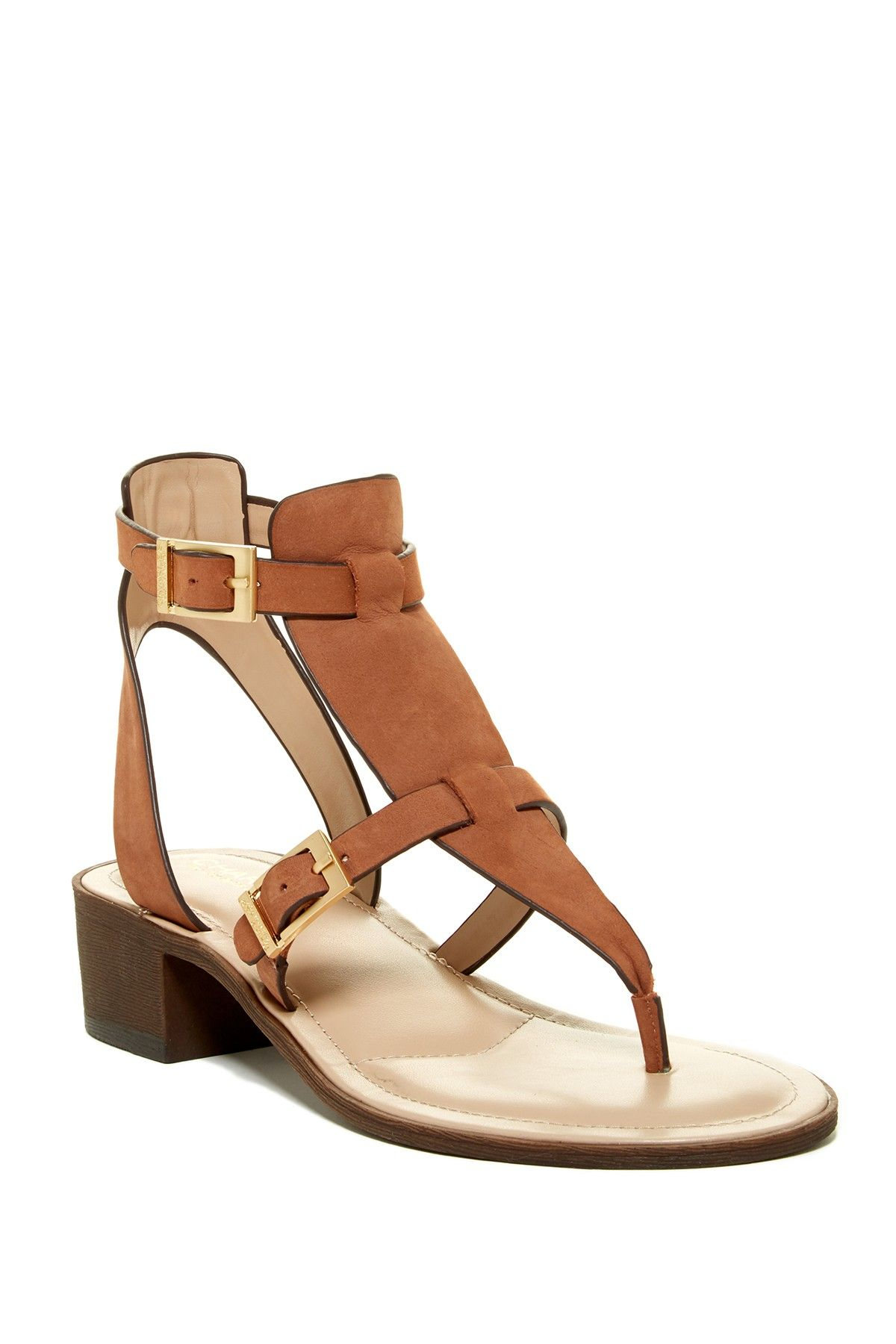 258724a20f8 Calvin Block Heel Sandal by Charles By Charles David on  nordstrom rack