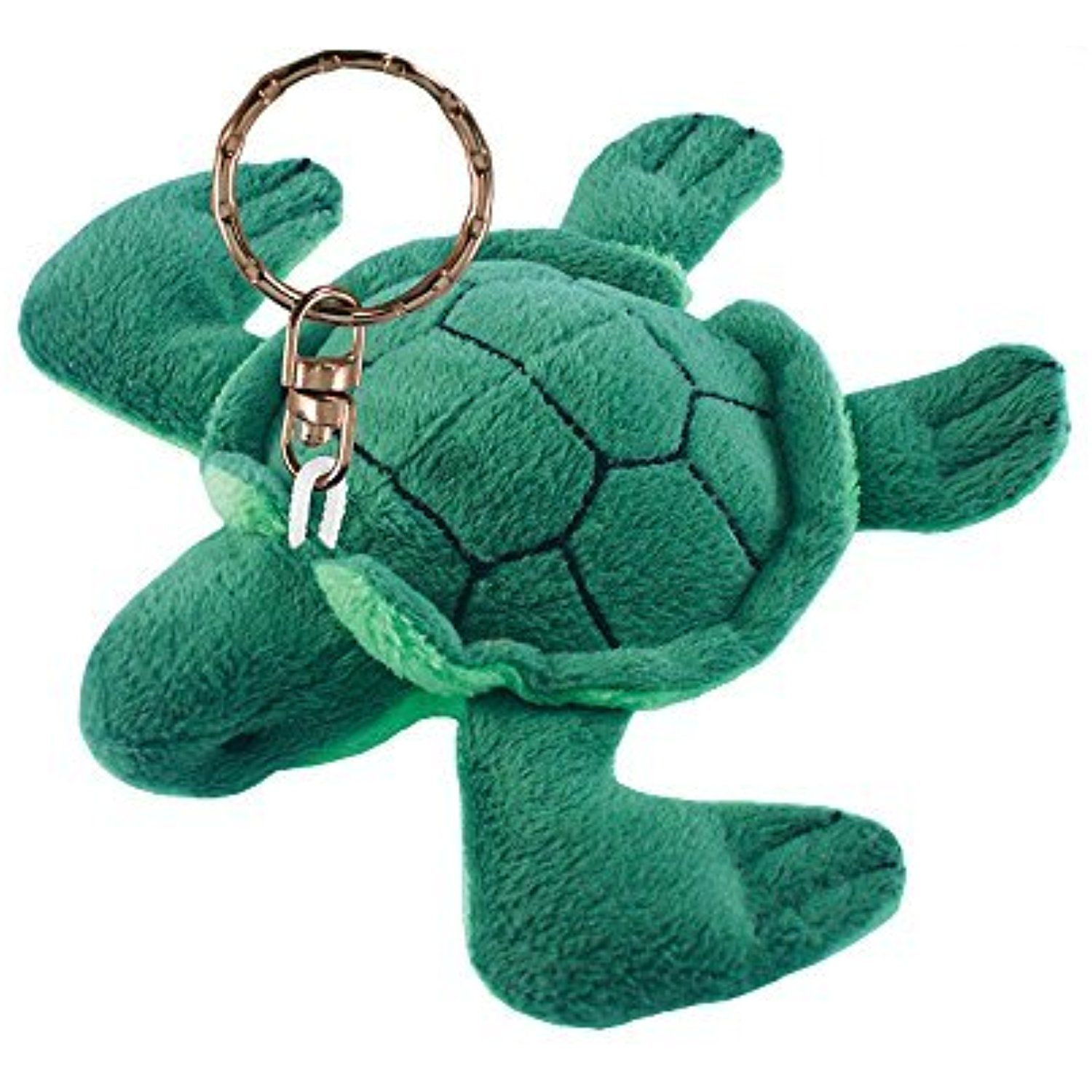 Puzzled sea turtle plush keychain check this awesome