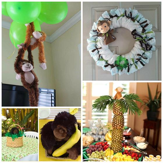diy monkey baby shower ideas  monkey baby, monkey baby shower, Baby shower invitation