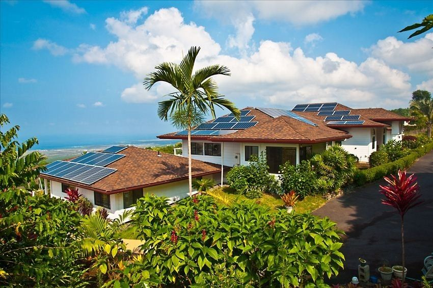 Cottage vacation rental in Hōlualoa, HI, USA from