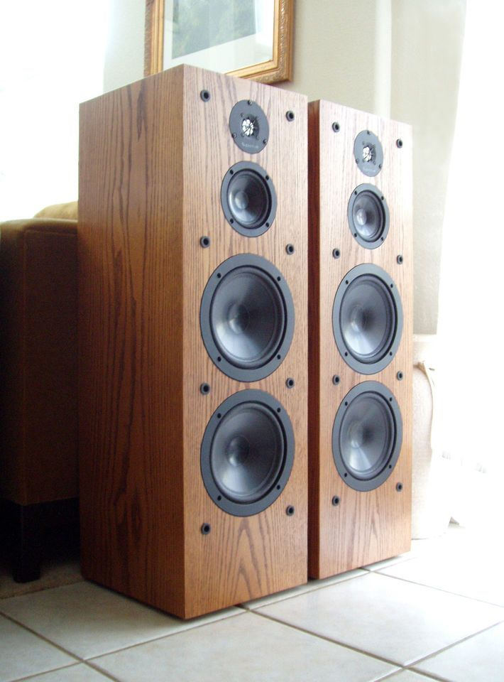 beautiful infinity crescendo cs 3007 bi wire bi amp speakers in beautiful infinity crescendo cs 3007 bi wire bi amp speakers in oak msrp