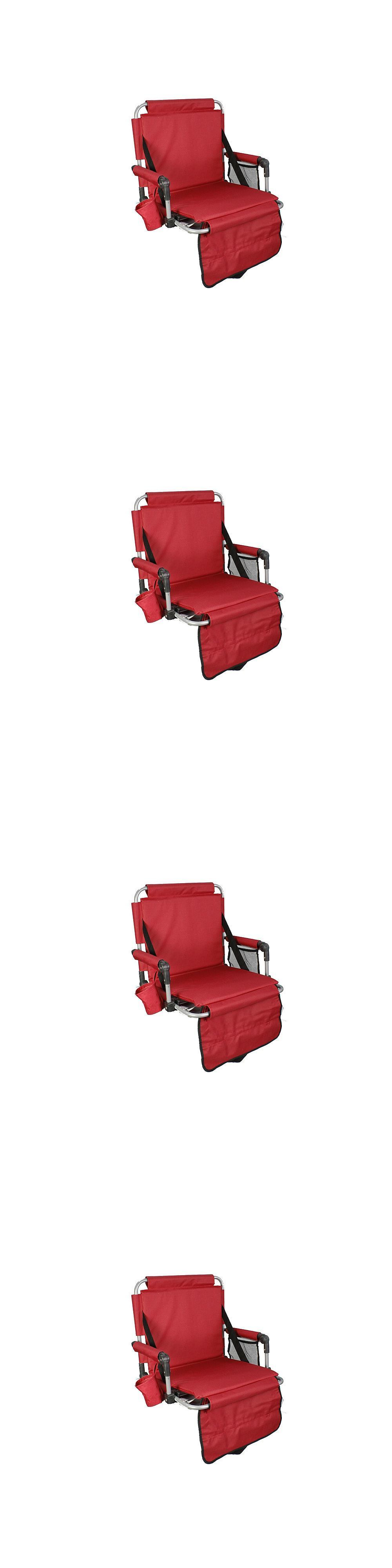 Other Outdoor Sports Portable Stadium Chair Arms Padded