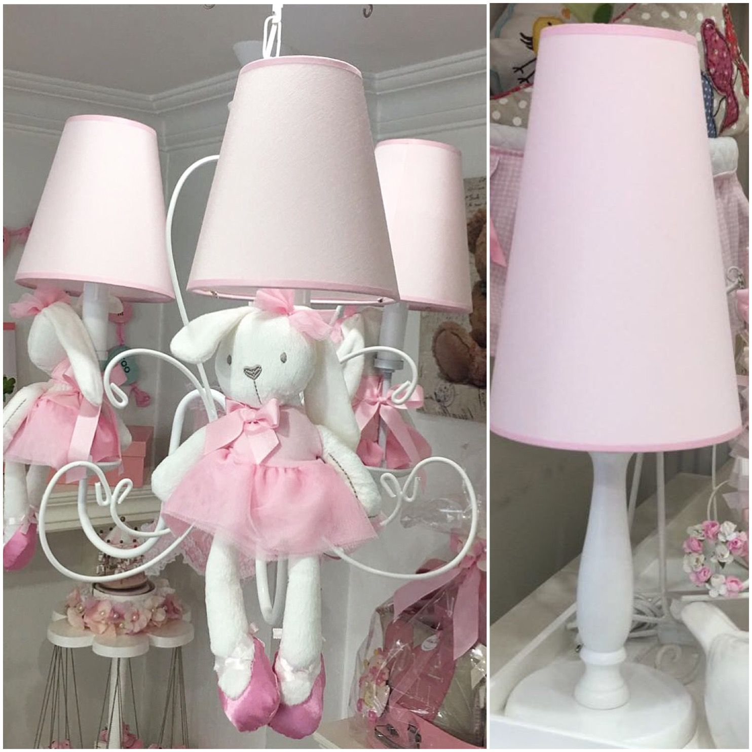 for chandeliers shades light girl of chandelier image fixtures ideas baby nursery ceiling room childs