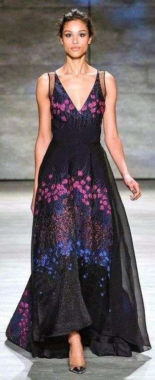 Lela Rose Fall 2015