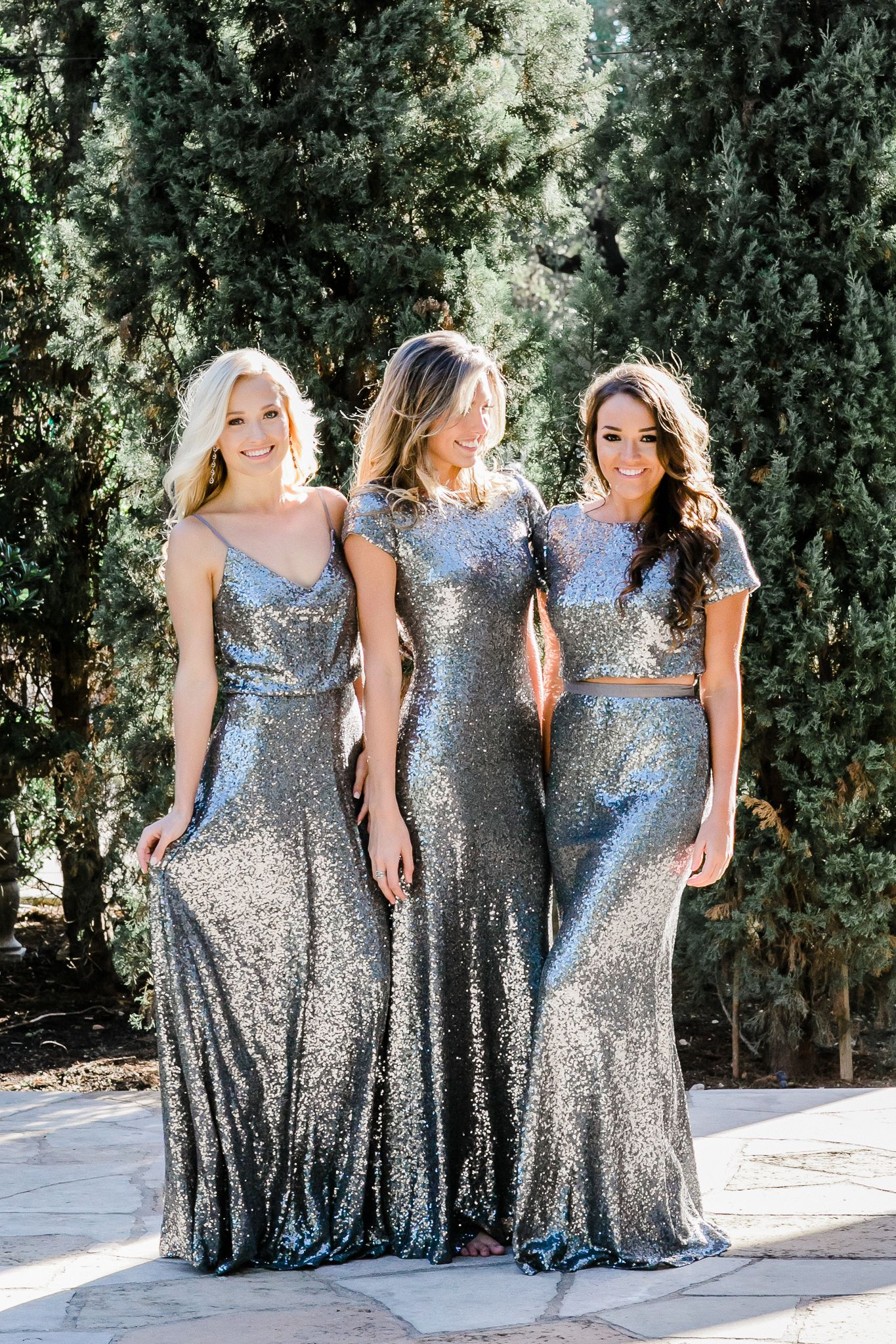 cc9feb9f293679 Mix and Match Revelry Bridesmaid Dresses and Separates.Revelry has a ...