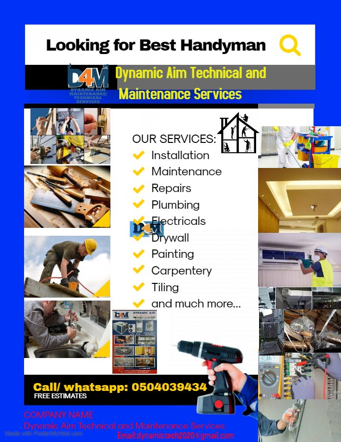 Pin on AL NAHDA Maintenance and Technical Services