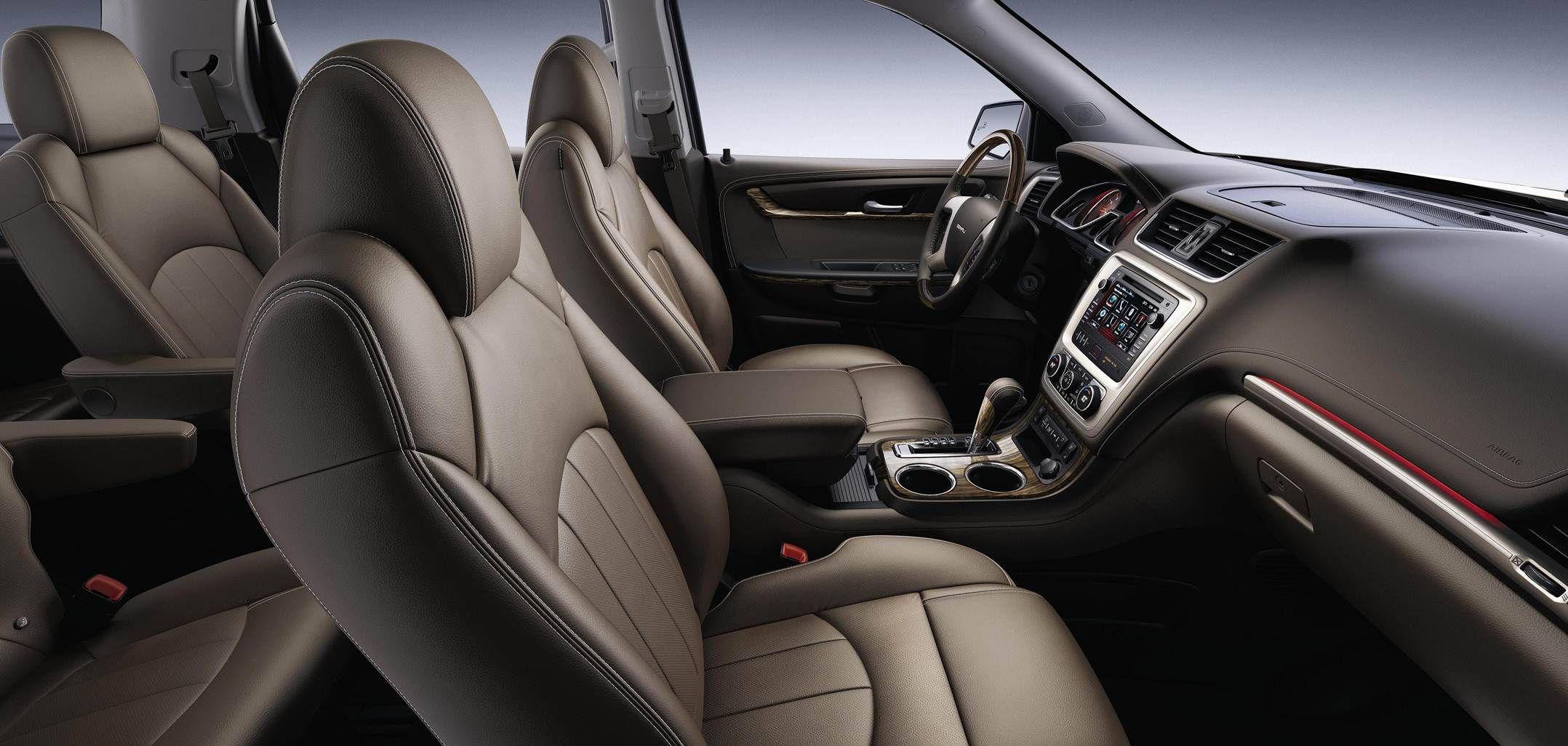 Gmc Acadia Denali 2013 Interior With Images Gmc Vehicles
