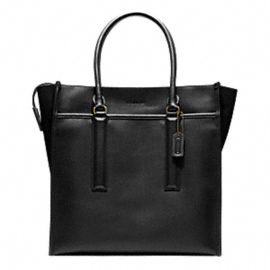 Just snatched up this Coach Legacy Leather Tote for more than half off!