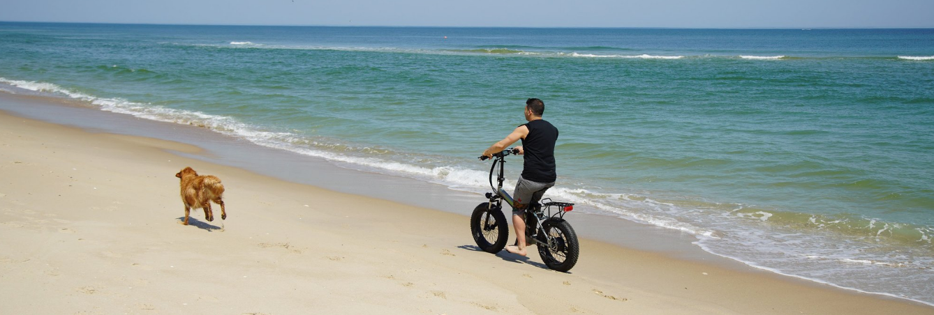 Know the Advantages of Using Fordable Electric Bikes