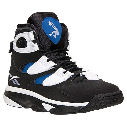 f38e93b61737 Men s Reebok Insta Pump Shaq Attaq 4 Basketball Shoes - M41972 BKW