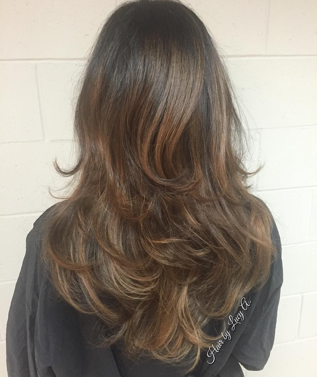 Season Change Hair Change Color By Me Lucyvie Love Brunette