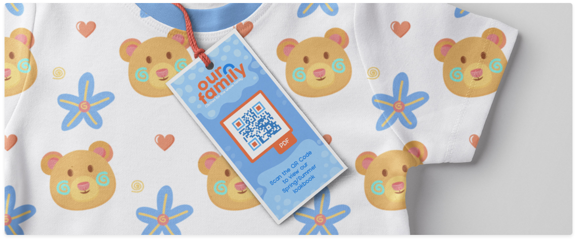 How to Use QR Codes on Labels & Stickers QR Code